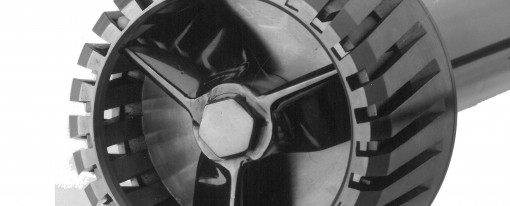 Turbine à cages colloïdales